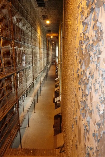 East Cell Block